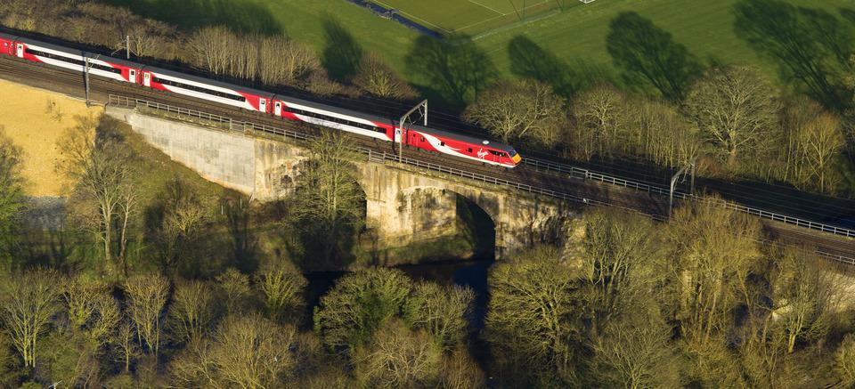 VTec Train Landscape