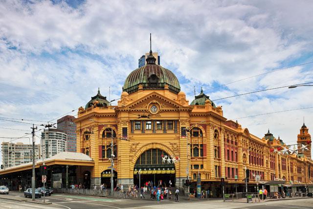 flinders-street